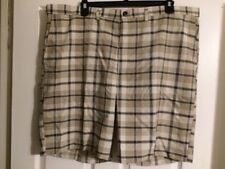 Cool 18 Haggar Men's Performance Short size 44 NWT Valued$48 No Iron Flex Waist