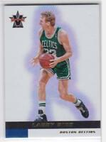 2017-18 Panini Vanguard #/49 Larry Bird Boston Celtics Basketball Card