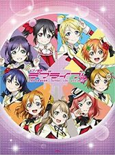 Love Live! 2nd Season Piano Solo Song Music Collection Score Book Japan Japanese