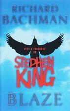 Blaze By Richard Bachman,Stephen King. 9780340952221
