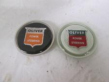 Oliver 550 660 770 950 990 1550 1600 1750 1800 1950 Steering Wheel Caps
