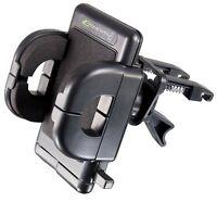 car air vent phone mount, 360° rotation, SECURE Cradle
