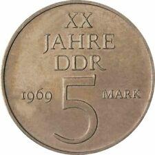 Sehr schöne 5 Mark Gedenkmünzen der DDR