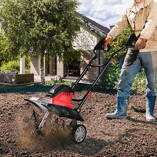 Elektro Gartenhacke Bodenhacke Bodenfräse Gartenfräse Kultivator 1500 W