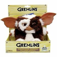 """The Gremlins Dancing and Signing Gizmo Mogwai Plush Soft Toy - Boxed 8"""""""