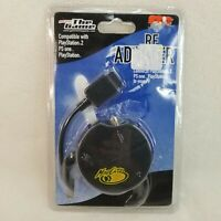 MadCatz auto RF Adapter for PLAYSTATION  Play station 2 PS1 PS2 PS3 TV HOOK UP