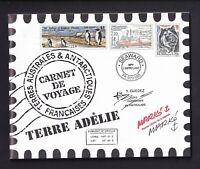 MiNr. 459  - 472 als Markenheft  ... Franz. Geb. i. d. Antarktis .. Postfrisch