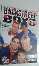BACKSTREET BOYS UK CALENDAR 1999 + SUPRISES