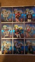 1994 Topps stadium club Ring Leaders rare complete 12 card set!! Rice, Smith ++