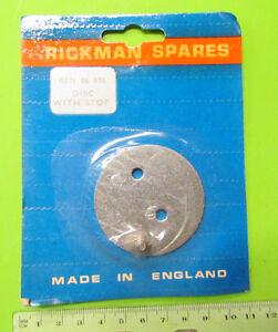 Rickman Montesa NOS 250 MX 63M Cappra Shift Post Plate w/ Stop p/n R071 06 076