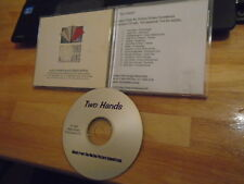 RARE PROMO Two Hands CD soundtrack Crowded House Powderfinger HEATH LEDGER oz !