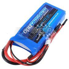 Optipower LiPo RX Cella Batteria 5000mAh 2S 25C Muliti-acquista SCONTO!!!