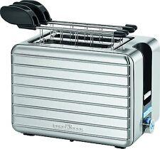 Profi Cook PC-TAZ 1110 2-Scheiben Zangentoaster mit extra breiten Toastschlitzen