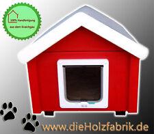 Outdoor Katzenhaus wetterfest mit Katzenklappe - RS2-J