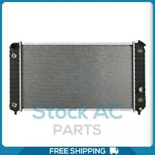 A/C Radiator for Chevrolet Blazer, S10 / GMC Jimmy, Sonoma / Isuzu Hombre... QOA