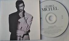 George Michael Wham Fastlove 1996 UK  Promo CD Card Sleeve