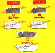 KIT Pastiglie Freno Brembo Sintered  BMW R 1200 GS  2013 >  07BB38LA + 07BB03LA