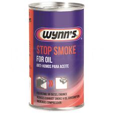 Wynns Stop Smoke Oil Supplement For Petrol or Diesel Engines 325ml
