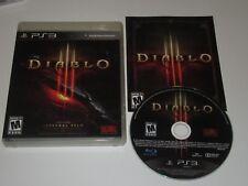 Diablo III (Sony PlayStation 3, 2013)