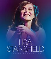 LISA STANSFIELD - LIVE IN MANCHESTER  BLU-RAY NEU