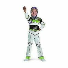 Disguise Boys Classic Toy Story Buzz Lightyear Costume Size Toddler3-4