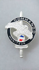Brevet COMMANDO MONITEUR CEC C.E.C Centre Entrainement Commando GIVET - DELSART