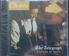 Masters of Music Chopin Selections CD Mint Order 18 Trks  New 69 mins Duet 1995