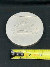 Vintage Leader Tin Box