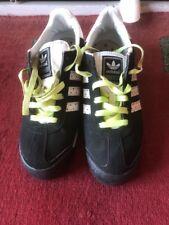 addidas samoa mens trainers black Green 6.5