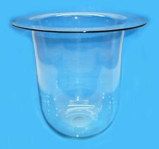 Partylite Glass Seville Verona Newport Stand Insert 3wic Candle Holder Hurricane