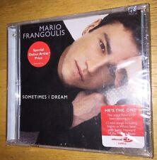 Sometimes I Dream [ECD] by Mario Frangoulis (CD, Sep-2002, Sony Music...