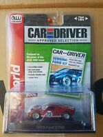 AW AUTOWORLD - 1965 FORD GT [RED] NEAR MINT VHTF AWESOME MODEL COMBINED POSTAGE