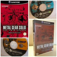 Metal gear solid. The twin snakes. Game Cube.  Nintendo. Pal
