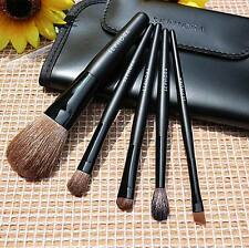 hakuho-do+sephora face eye makeup brushes portable brush 5 set