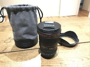 Canon EF 16-35mm f2.8 L II USM