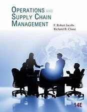 Operations and Supply Chain Management with Connect by Richard Chase and F. Rob…