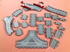 Take Along Thomas & Friends Grey Track Spares Bundle Job Lot By Learning Curve