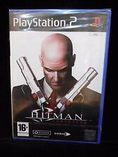 Hitman Contracts de Eidos para la Sony PS2 usado completo