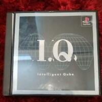 USED PS1 I.Q intelligent cube Japan Import PlayStation1
