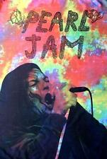PEARL JAM FLAGGE FAHNE EDDIE VEDDER LIVE TEN POSTERFLAGGE POSTER FLAG STOFF