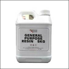 5kg General Purpose Fibreglass GRP Polyester Resin and Catalyst