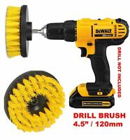 DRILL BRUSH DRILL CLEANING BRUSH ATTACHMENT  IDEAL GROUT TILE CLEANING  TOOL