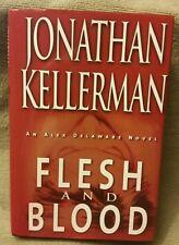Alex Delaware: Flesh and Blood No. 15 by Jonathan Kellerman  (Hardcover)