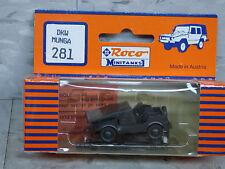 Roco Minitanks / Herpa (New) Modern NATO Munga Jeep  Lot # 1503