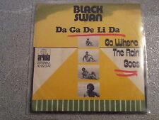 """Black swan-da Ga de Li Da/Go where the rain Goes 7"""" single"""