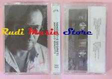 MC ANTONELLO VENDITTI Venditti e segreti 1986 italy SIGILLATA cd lp dvd vhs