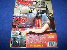 OL'Skool RodZ  Magazine, Hot Rod,Rat Rod.Back Issue # 27 ,2008