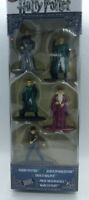 Coffret B de cinq figurines Nano Metalfigs de Harry Potter