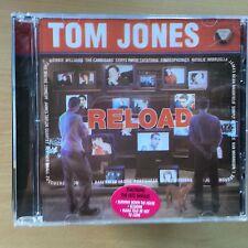 Tom Jones - Reload Album Pop  CD Robbie Williams Stereophonics Cerys