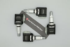 New Schrader EZ Sensor 33700 TPMS Set Fit 2011 2012 2013 2014 2015 Toyota Matrix
